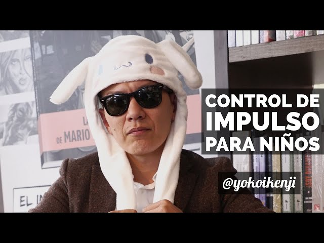 CONTROL DE IMPULSO   YOKOI KENJI