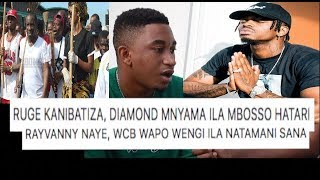 JAY MELODY: Rayvanny kidogo/ Mbosso fresh/ Diamond hata kesho / Ruge alinibatiza/ Fiesta nilifunika