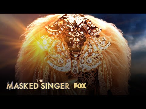 The Clues: Lion   Season 1 Ep. 5   THE MASKED SINGER