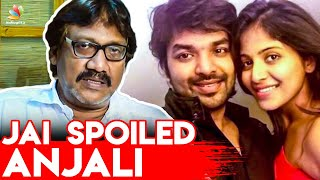 Producer Nandakumar Shocking Allegations On Actor Jai & Anjali