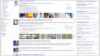 Expandable stories in Google News