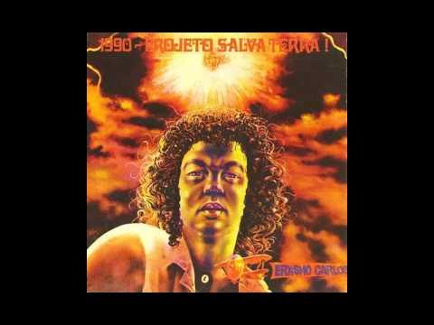 1990 Projeto Salva Terra- Erasmo Carlos- 1974 (Completo)