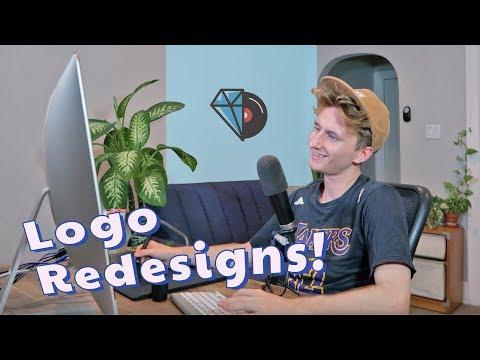 Redesigning Your Logos! YGR 20