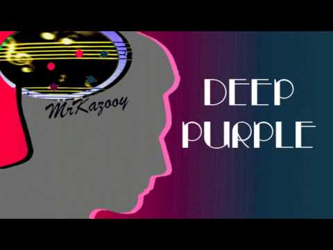 Deep Purple -- Guy Lombardo orch. MrKazooy sings (Voice-Over)