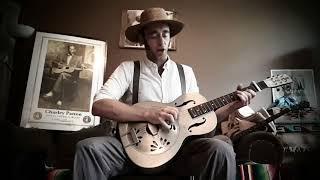 Elder Greene blues (Charley Patton) - Martin Swamps
