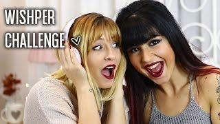 Whisper Challenge w/Leda ♡