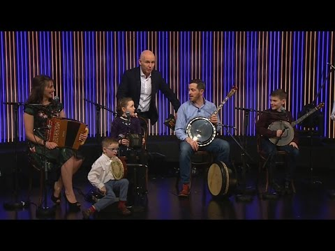 Durcan Family | The Ray D'Arcy Show | RTÉ One