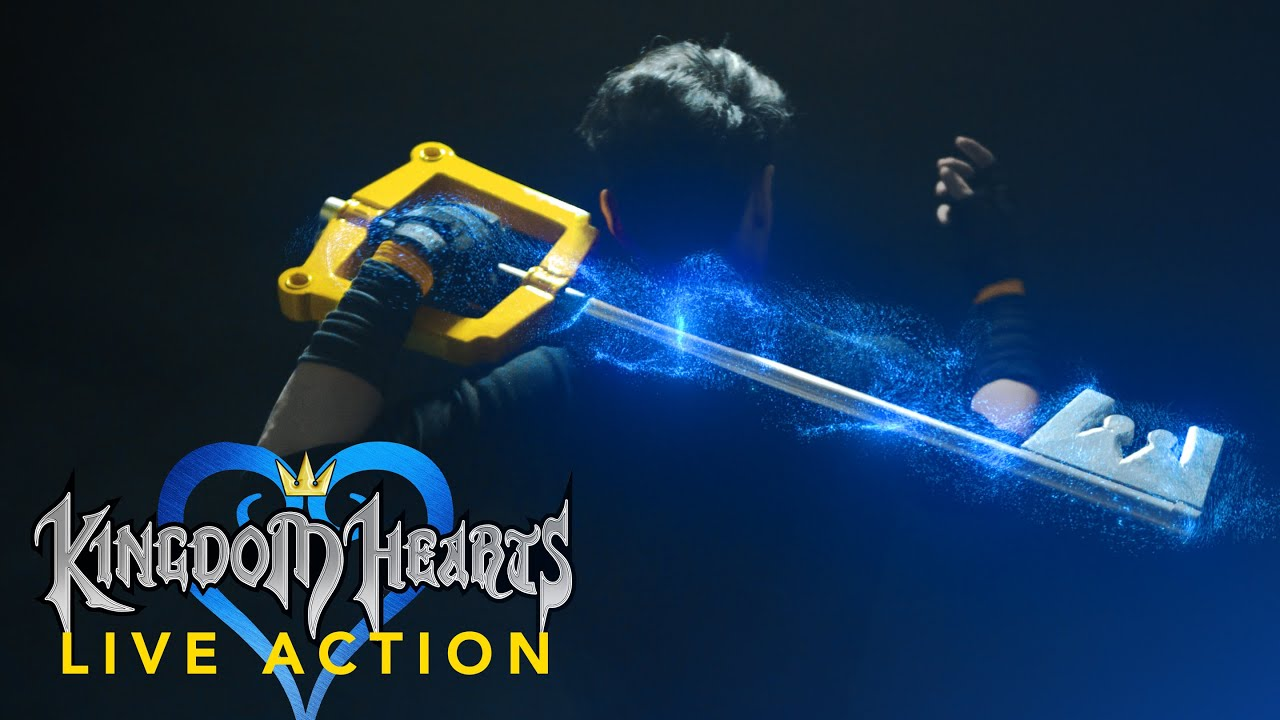 Kingdom Hearts Legacy of the Fallen Son - Live Action VFX Short