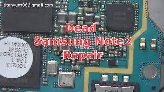 Video DEAD Samsung NOTE2 Repair download MP3, 3GP, MP4, WEBM, AVI, FLV Oktober 2018