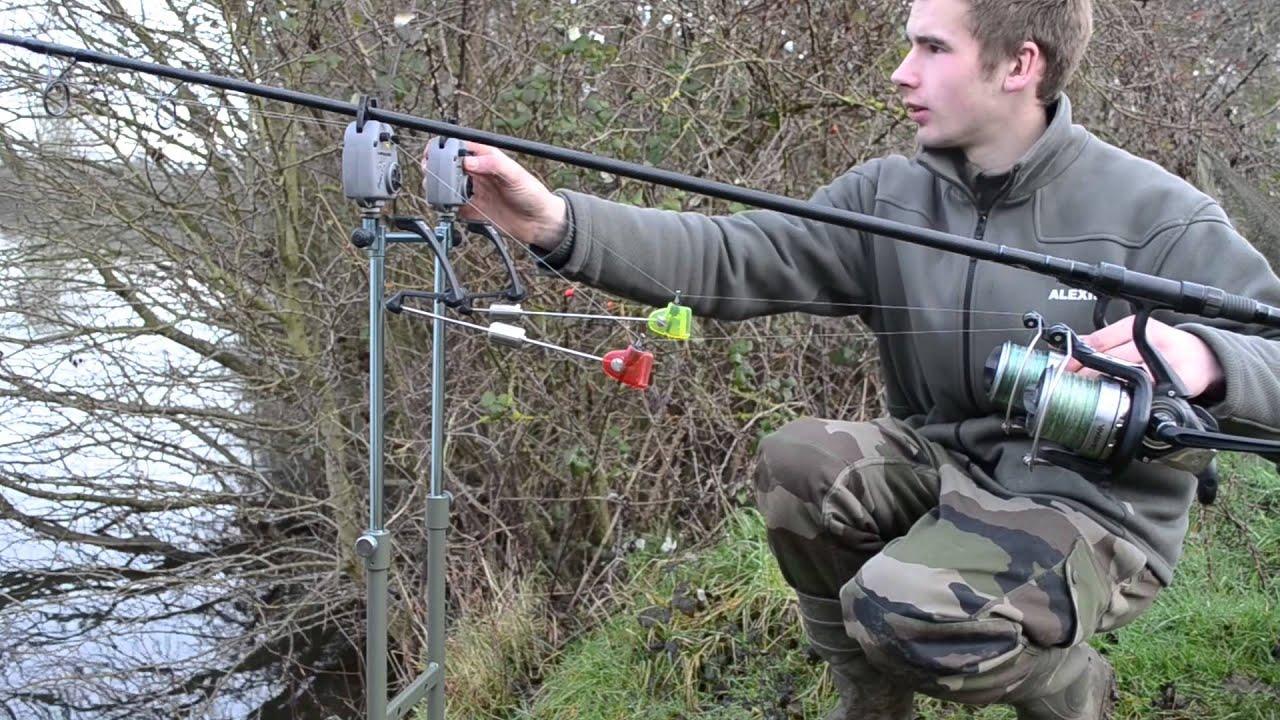 La pêche sur la rivière moltchad