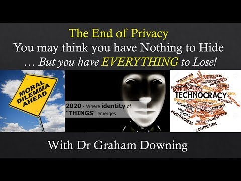 HUMANITY vs INSANITY #96 : The End of Privacy