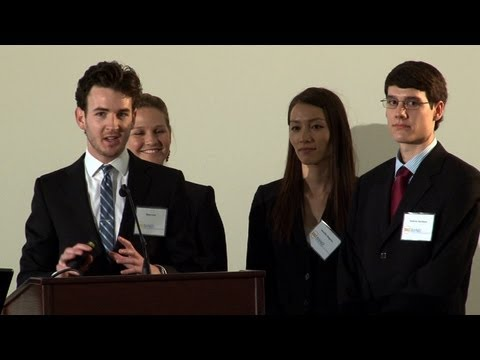 Big Bang - UC Davis Business Plan Competition 2012