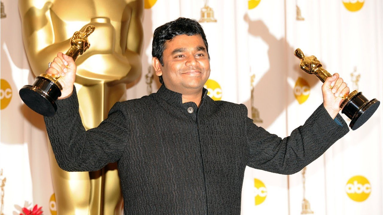Image result for a r rahman oscar