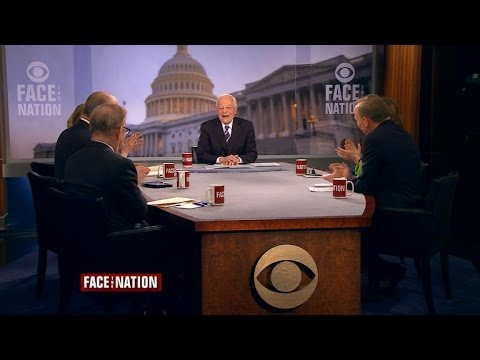 Panelists pay tribute to Bob Schieffer