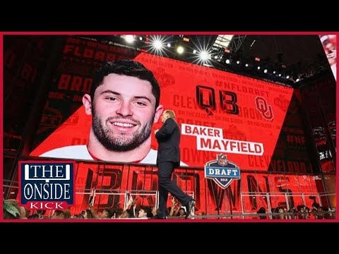2018 NFL Draft: Was Baker Mayfield The Right Choice At #1?