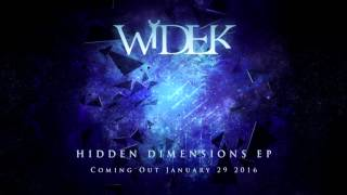 Widek - Deep & Shallow (Hidden Dimensions EP)