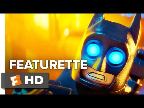 The Lego Batman Movie Featurette - Brick by Brick (2017) - Will Arnett Movie