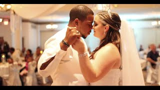 Antoine & Jamie Irving On Their Wedding Day (Official Video)
