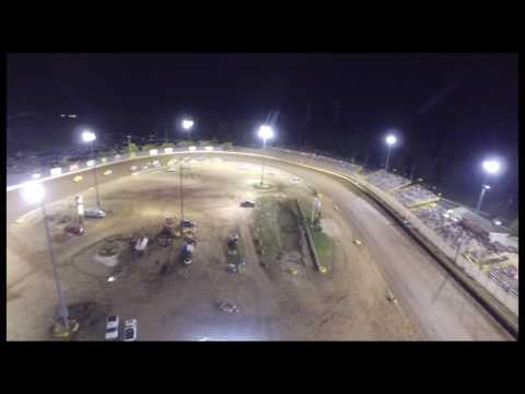 New Egypt Speedway Drone Highlights 8/27/16