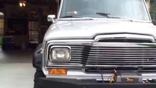 Grady's 1979 Jeep wagoneer