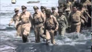 WORLD WAR II IN HD - STRIKING DISTANCE PART 2 OF 4