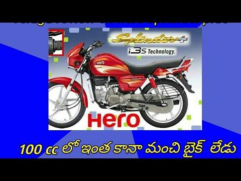 Telugu review on HERO Splendor plus