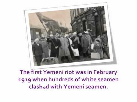 British Yemenis - UK
