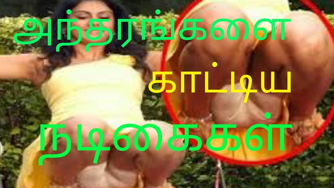 Tamil celebrities hot videos