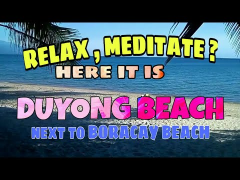 DUYONG  beach in Pandan,,, Antique...