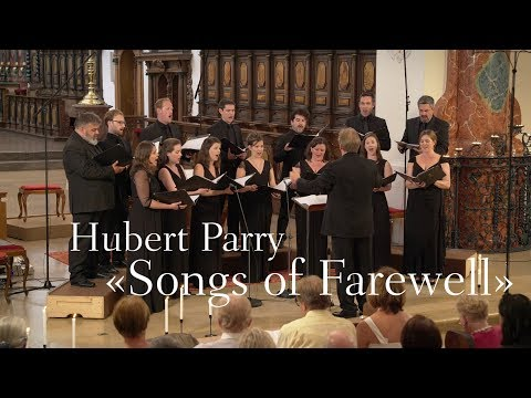 Hubert Parry «Songs Of Farewell» / Tenebrae Choir, Nigel Short