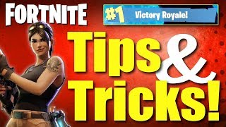 Fortnite Battle Royale Tips And Tricks - Fortnite Tips To Help You Win