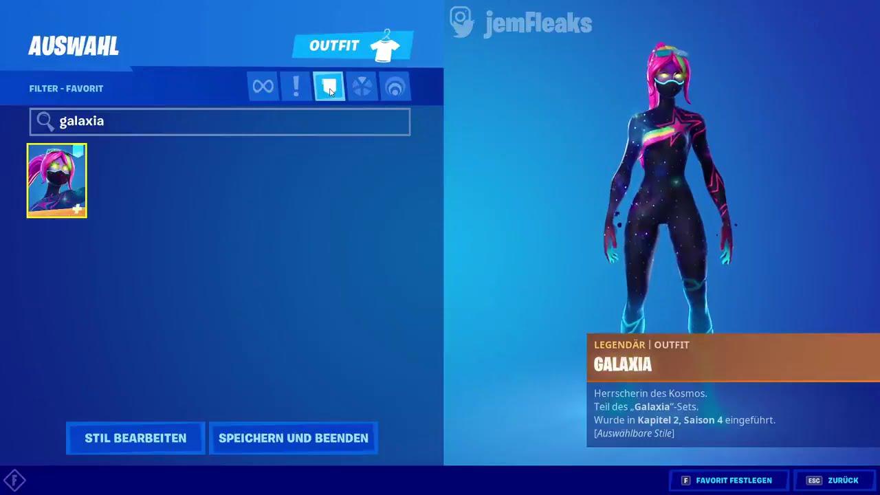 New Galaxia Skin Showcase Fortnite Crew Pack Youtube The fortnite crew is a monthly subscription service. new galaxia skin showcase fortnite crew pack