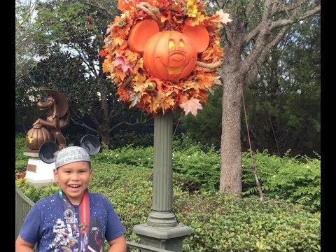 Mickey's Not-So-Scary Halloween Party 2017!!
