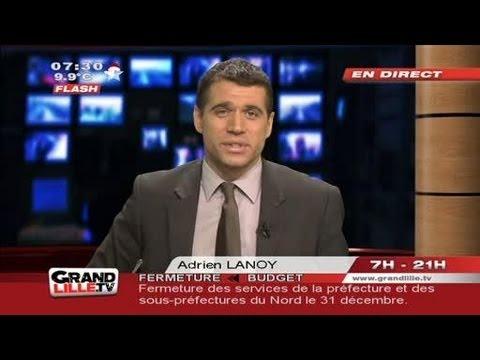Edition du Matin du 27/12/2012