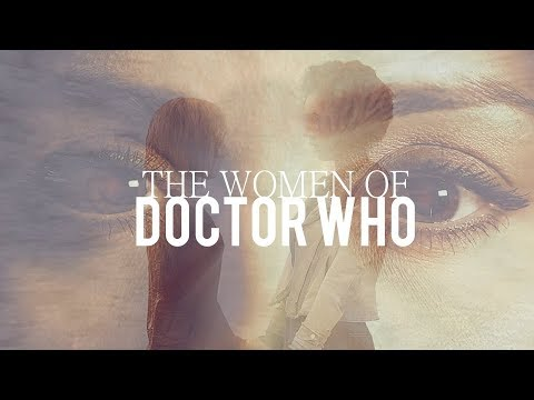 don't forget me | The Women Of Doctor Who - YouTube