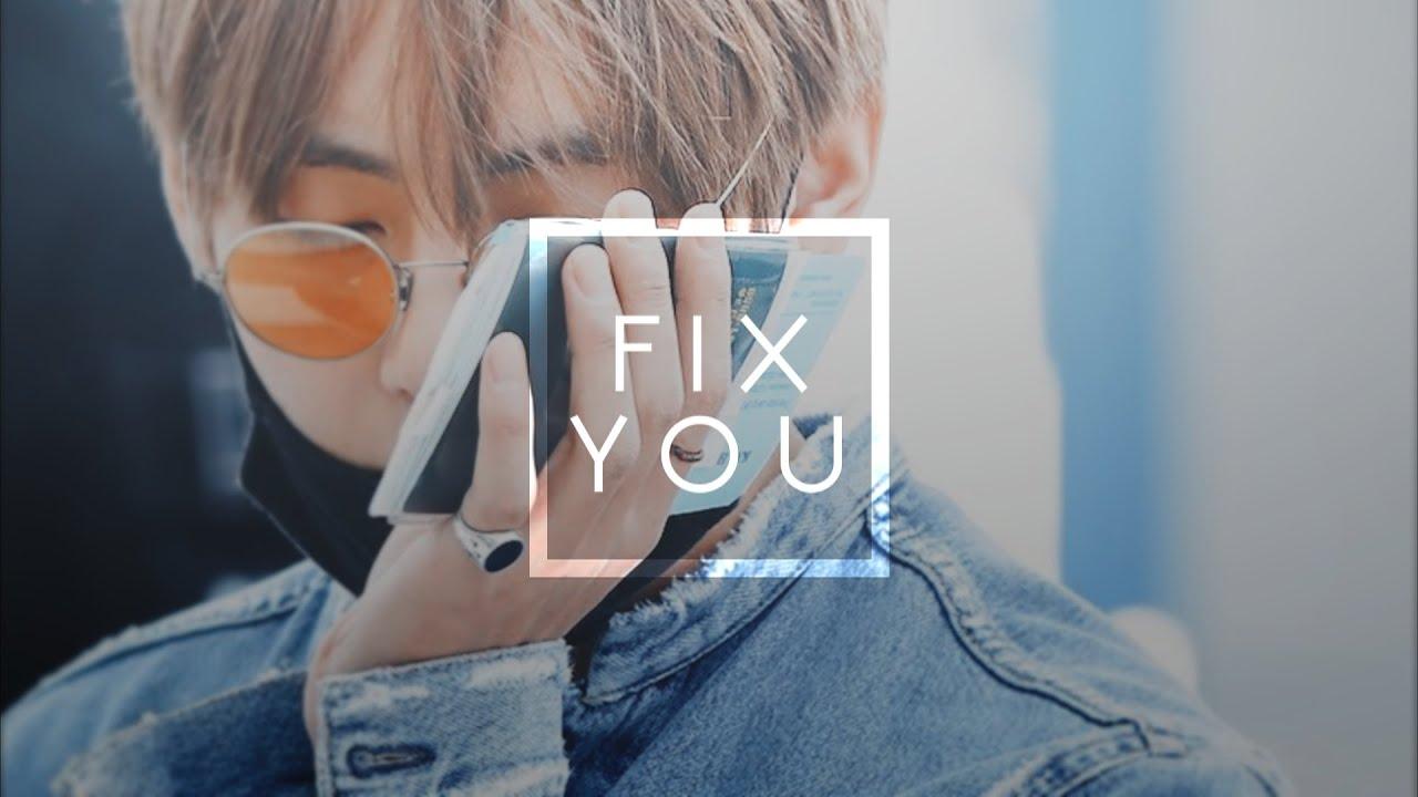 Kim Taehyung Fix You Youtube