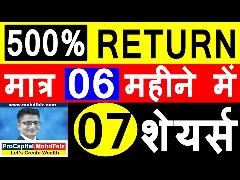 500% RETURN | MULTIBAGGER PENNY STOCKS 2020 INDIA LATEST |  PENNY SHARE TO BUY IN 2020 INDIA