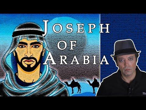 Joseph the Patriarch is Arabian (Eye opening)