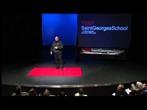 TEDxSaintGeorgesSchool - Paul Campbell - Taking it Personally: A Reflection On The Liberal Arts