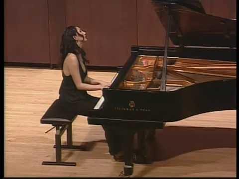 Tanya Gabrielian - Janacek Piano Sonata 1.X.1905, II. Death