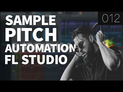 How To Do Pitch Automation PROPERLY In FL Studio | 012