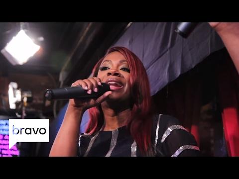 Kandi Burruss Sings