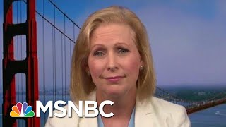 Watch 2020 Dem Shred Trump For 'Embarrassment' On World Stage | The Beat With Ari Melber | MSNBC