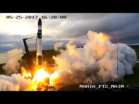 LIVE Rocket Lab Electron ELaNa-19 Launching 13 Cubesats For NASA