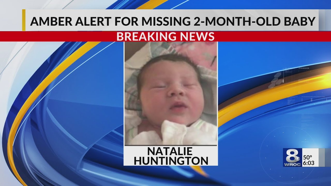 Missing child that prompted Amber Alert found safe, parents still ...