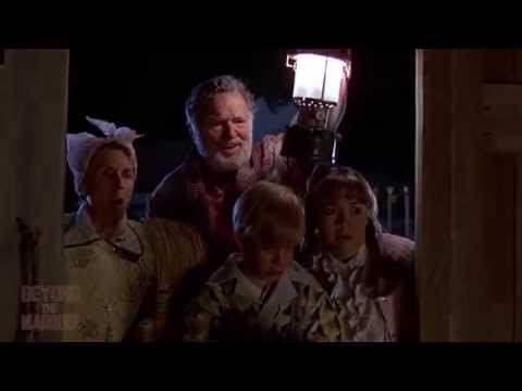 Back to the Future Peabody Farm Barn Crash Scene