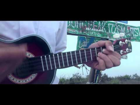 Nidji - Laskar Pelangi Live Perform Ukulele cover@AndongPeak