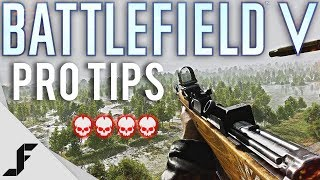 Battlefield 5 Pro Tips to make you a better player