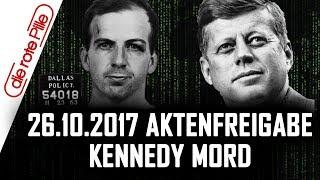 Kennedy Mord - Aktenfreigabe 26.10.17 - nur Donald Trump kann es verhindern