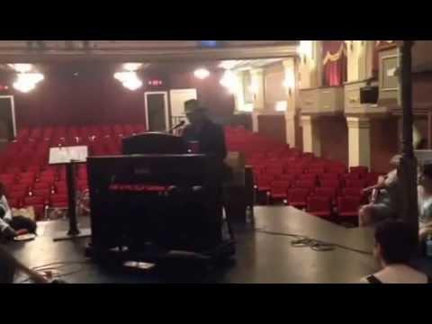Tony Macauley private concert